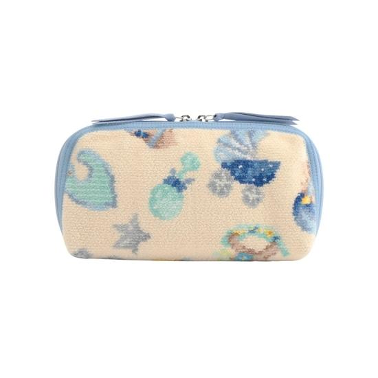 【銀座店・WEB限定】 ベビーシャワーブルー 便利ポーチ BSB-186002