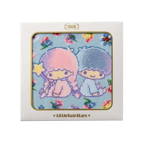 LITTLE TWIN STARSコラボ リトルツインスターズスリール ハンカチ(取扱店舗限定)