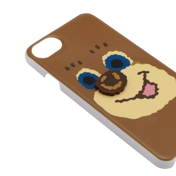 ドアップテディ iPhoneケース(7・8対応) L/ADUT-173030