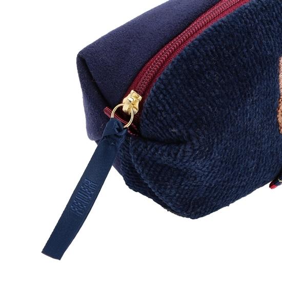ラブラリーキャッツ 刺繍ポーチ L/LOCU-173169