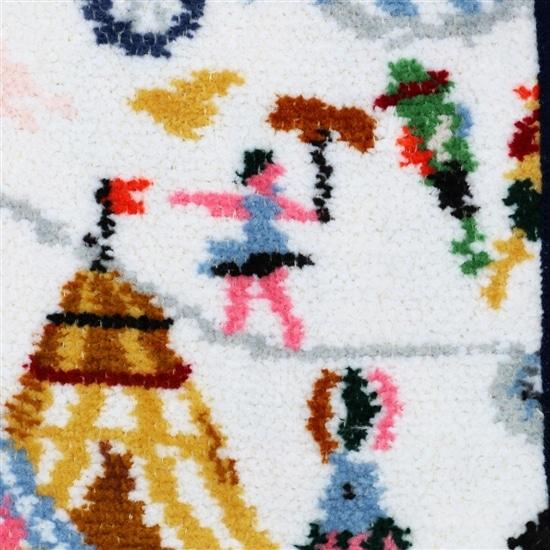 ラブラリーサーカス ハンカチポーチ L/LVC-30126