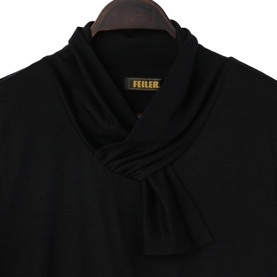 ソリッド 八分袖プルオーバー JEKS-171369
