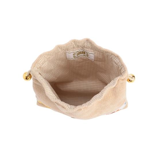 ジャングルボーダー 巾着 JAK-180123