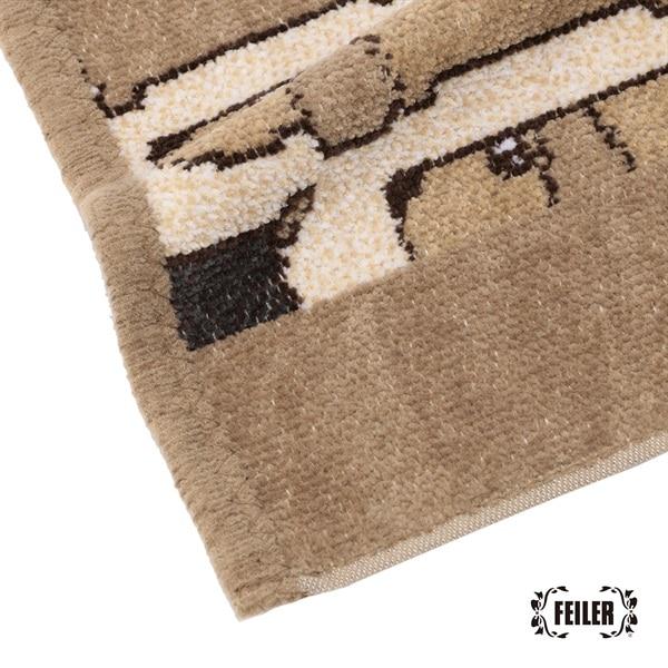 【銀座店・WEB限定】 ドッグス ゲストタオル