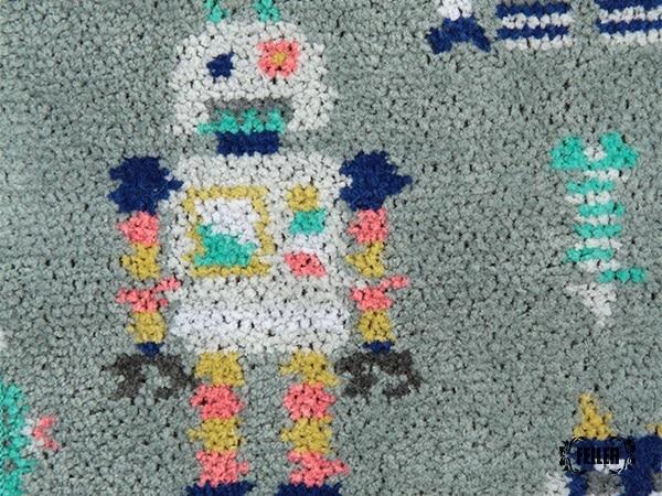 トイロボット ハンカチポーチ L/TOR-30126
