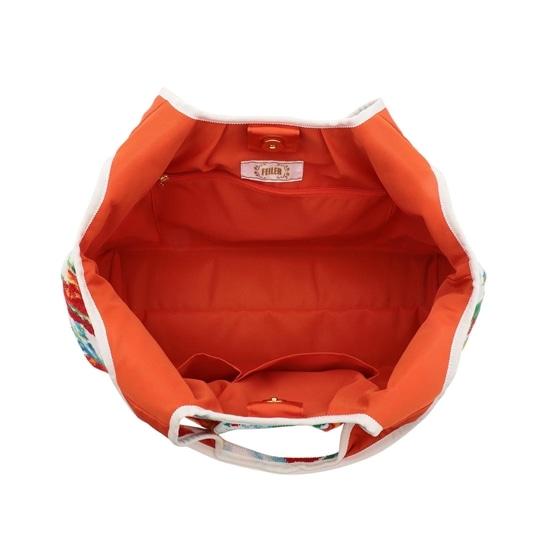 ウォーターカラーフラワー バッグ WCF-171135