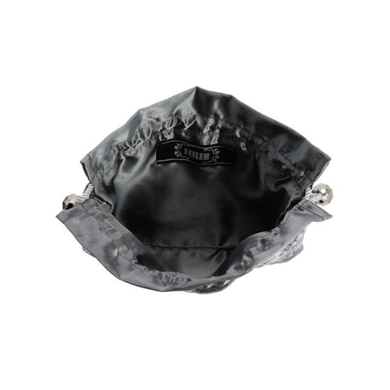 スノークリスタルホワイト 巾着 SNC-171415