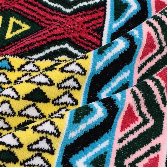 アフリカンマーケット スポーツタオル