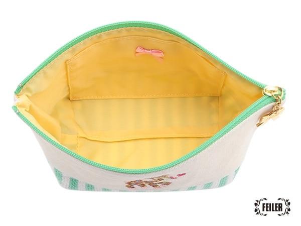 ツンツンバンビーノ 帆布×刺繍 L/HTTB-163108