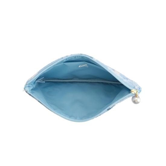 サムシングブルー クラッチポーチ L/SMB-163079
