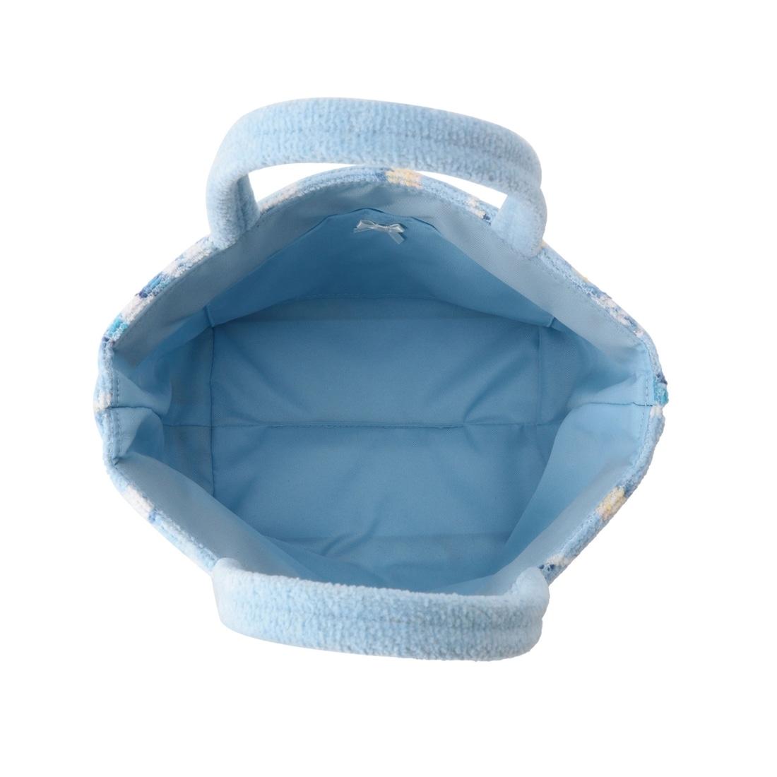 サムシングブルー ミニトートバッグ L/SMB-173049