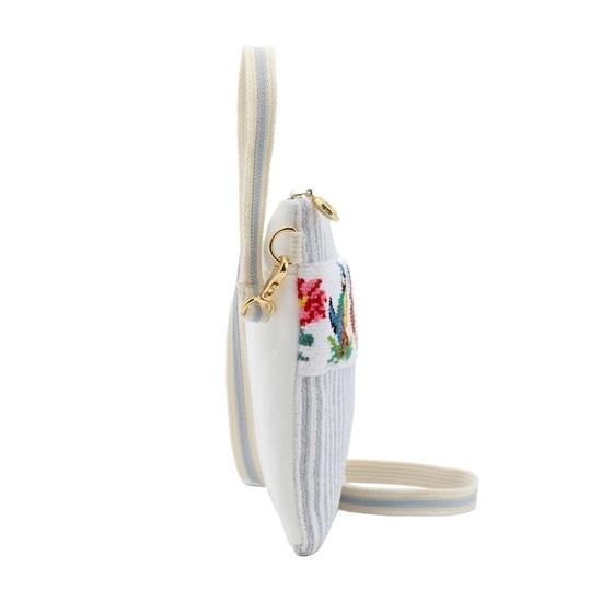ハイジストライプ ストラップ付バッグ HE-180032