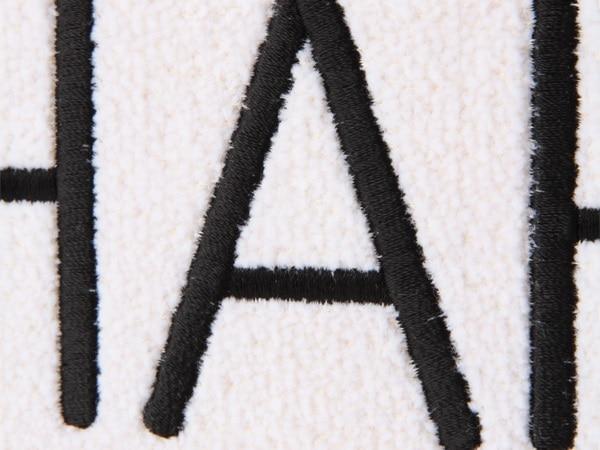 ユニ×刺繍 フラットポーチ UNI-160090