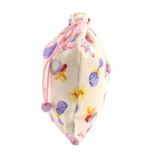 ベビーシャワーピンク 巾着 BSP-181048
