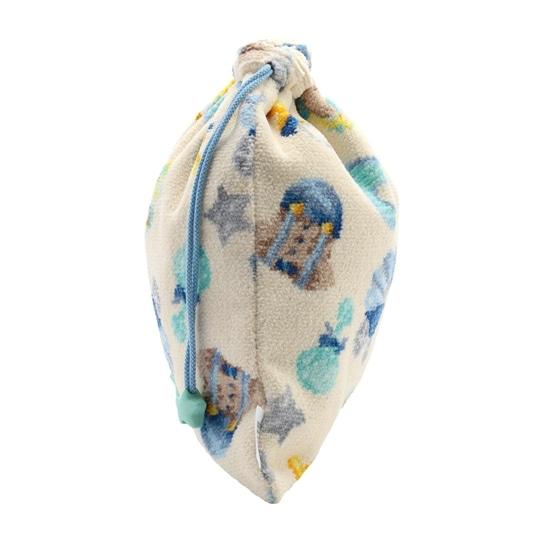 ベビーシャワーブルー 巾着 BSB-181048