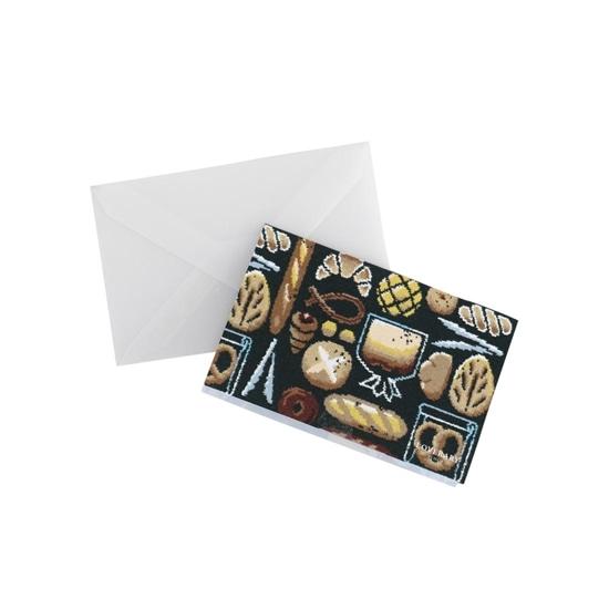 ラブラリーベーカリー レターカード L/LBKG-173174