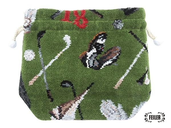 ゴルフ 巾着 GOL-161120