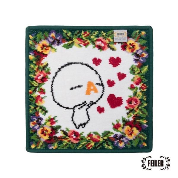【限定品】 ZAQ HEART ハンカチ