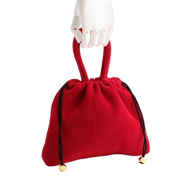 ユニ 手付き巾着バッグ UNI-171090