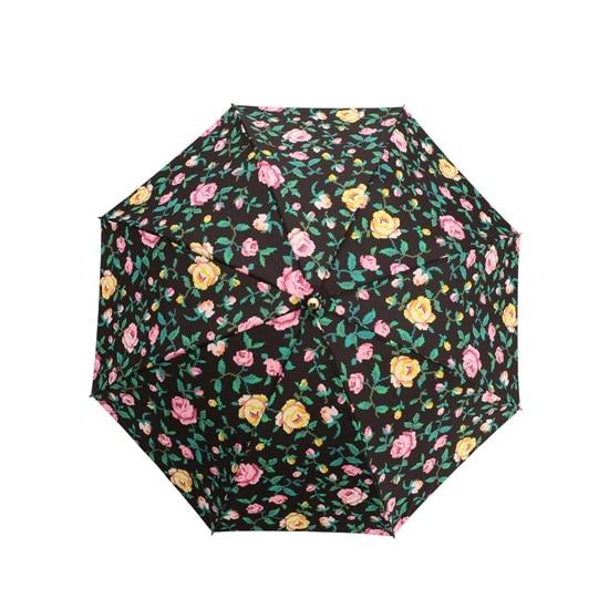 ゴラローズ 雨晴兼用折り畳み傘 JEGOR-181117