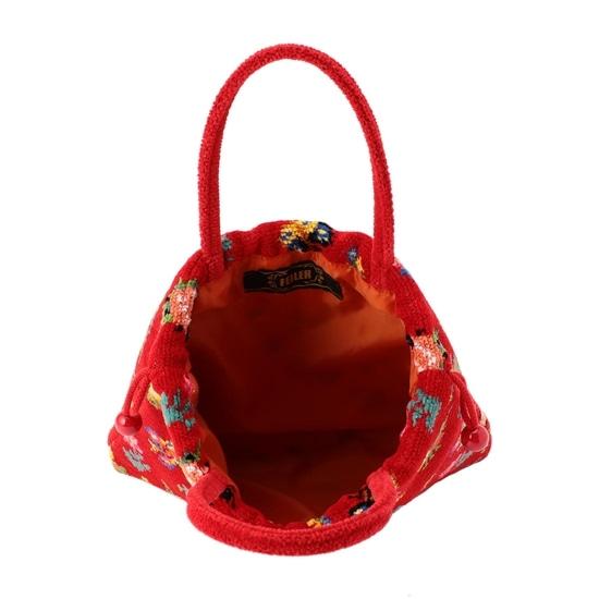 ハイジ 手付き巾着バッグ HE-171091