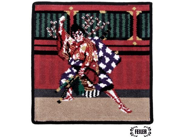 歌舞伎コラボ 車引 ウォッシュタオル(取扱店舗限定)