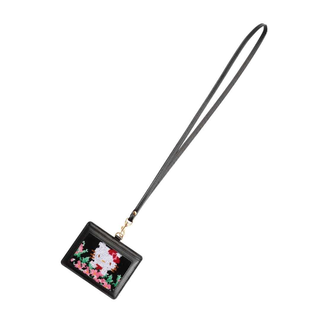 HELLO KITTYコラボ ハローキティローズ IDパスケース HKR-170033
