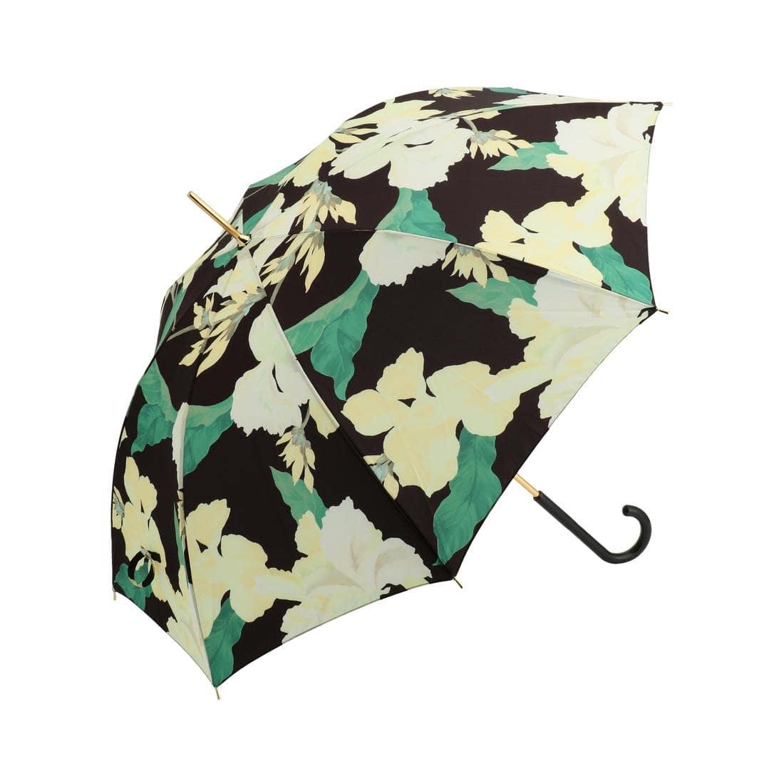 パッションフラワー 雨晴兼用長傘 JEPAF-181139