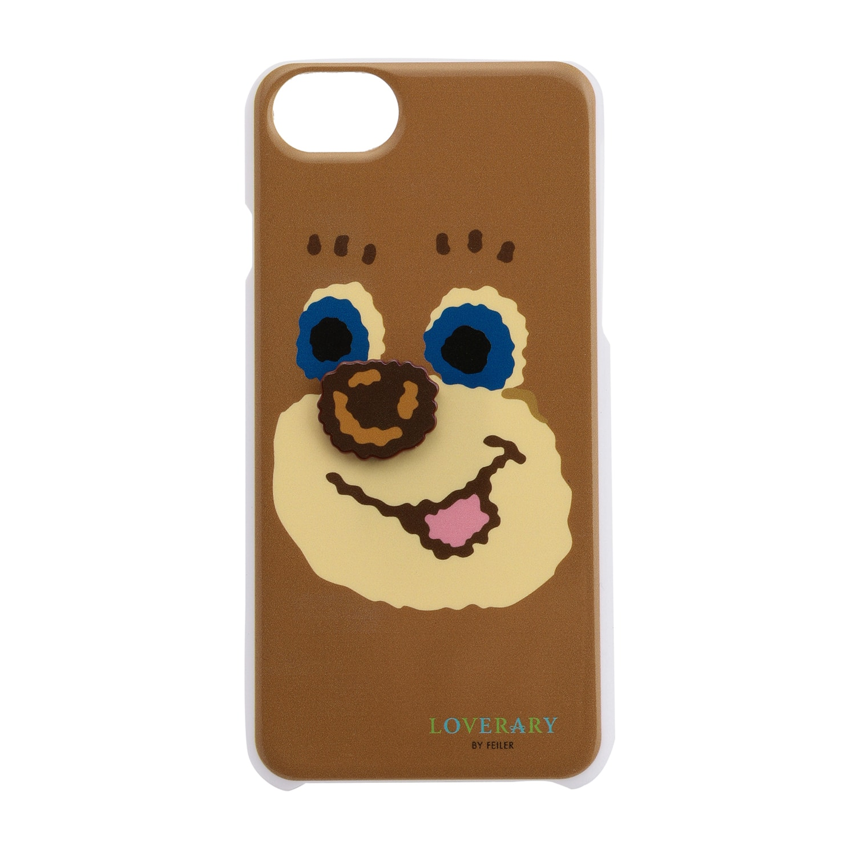 ドアップテディ iPhoneケース L/ADUT-173030