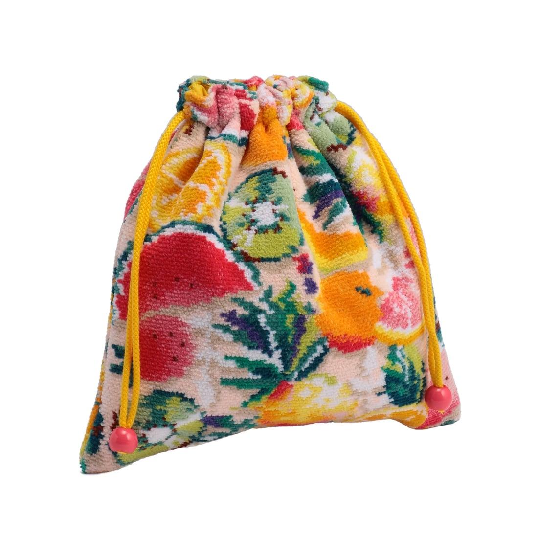 ジューシーマーケット 巾着 L/JUM-173019