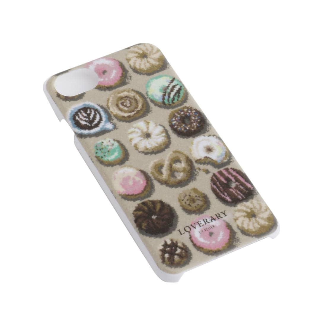 モグモグドーナツ iPhoneケース(7・8対応) L/AMOG-183029