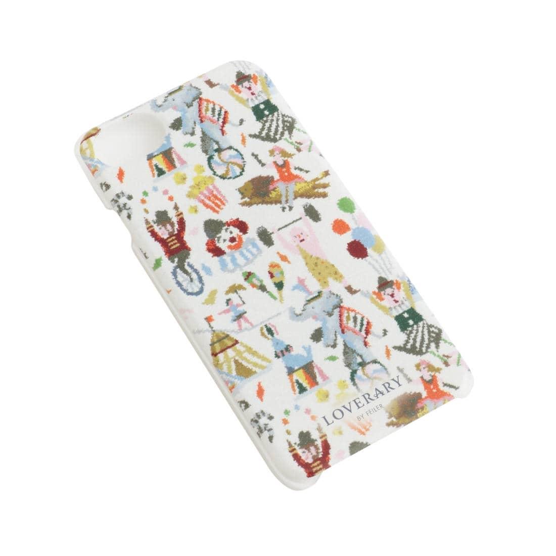 ラブラリーサーカス iPhoneケース(7・8対応) L/ALVC-183034