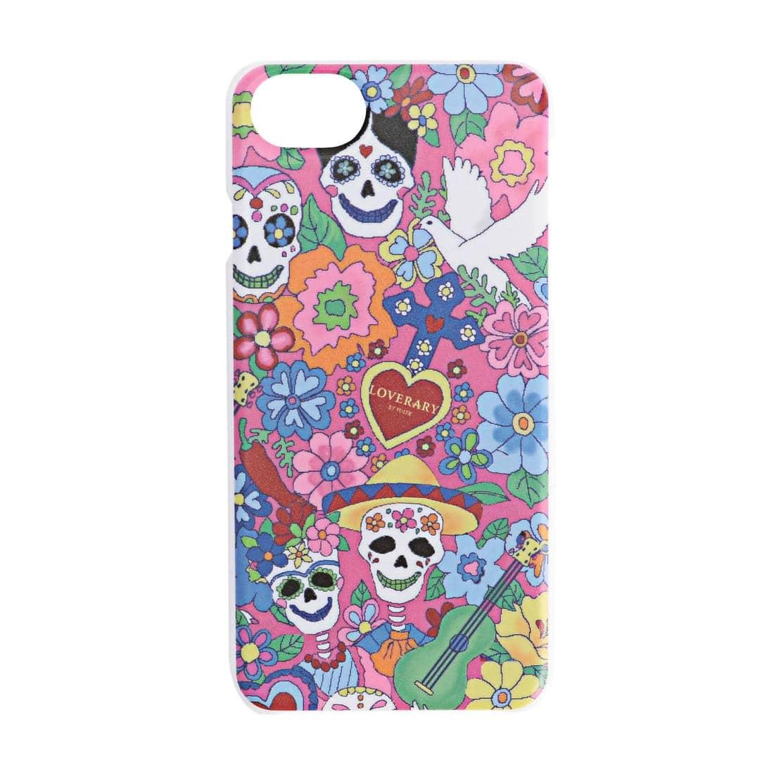 ビバメキシコ iPhoneケース(7・8対応) L/VIM-183083