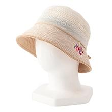 ゼラニウム<br>帽子<br>JEGER-191079<br>アイボリー