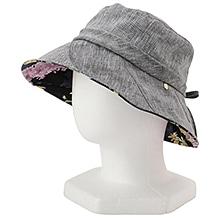 ルシヨン<br>帽子<br>JEROU-191067<br>ブラック