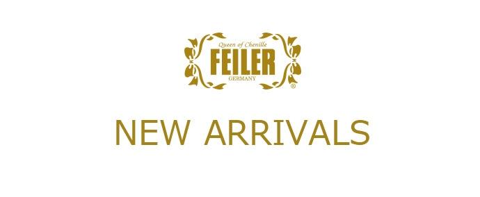 (FEILERロゴ)NEW ARRIVALS